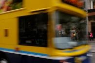 A double-decker Dublin Bus