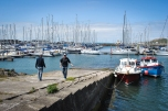 Howth, Dublin, Ireland, June 2014