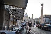 Rome, Italy, July 2014