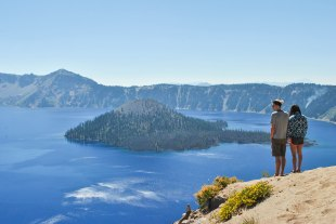 Crater Lake National Park, August 2016