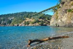 Deception Pass State Park, July 2017